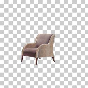 Wing Chair Fendi Furniture Deckchair PNG