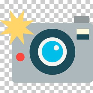 Camera Flashes Photography Emoji PNG