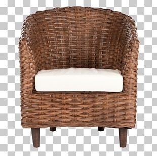 Eames Lounge Chair Wicker Club Chair Chaise Longue PNG