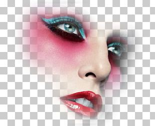 Eyelash Extensions Cosmetics Beauty Eye Shadow Lip Gloss PNG