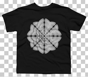 Printed T-shirt Sleeve Graniph PNG