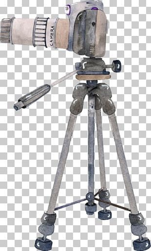 Tripod Photographic Film Photography Camera PNG