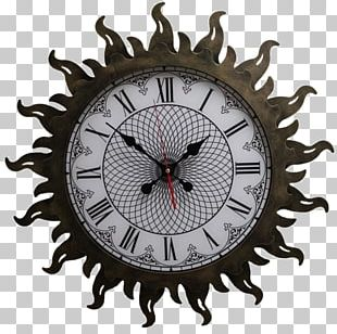 Alarm Clock Mantel Clock Antique Rolling Ball Clock PNG