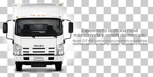 Isuzu Elf Car Isuzu Motors Ltd. Truck PNG