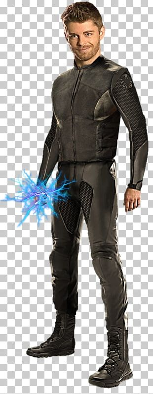 Luke Mitchell Agents Of S.H.I.E.L.D. Daisy Johnson Lincoln Campbell Costume PNG