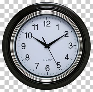 Table Clock Living Room Bedroom PNG