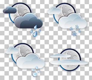 Weather Cloud Icon PNG