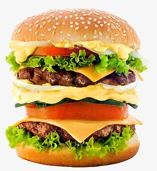 Hamburger PNG
