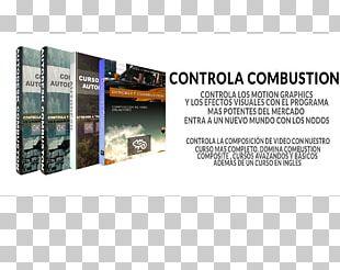 Display Advertising Multimedia Brand Brochure PNG