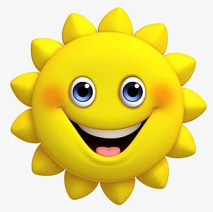 Smile Smile Sun PNG