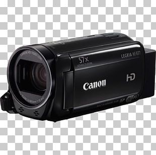Video Cameras Canon 1080p PNG
