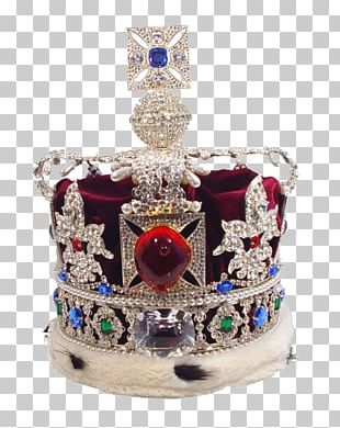 Coronation Of Queen Victoria Crown Jewels Of The United Kingdom Imperial State Crown PNG