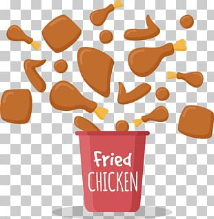Fried Chicken Chicken Nugget Fast Food Junk Food PNG