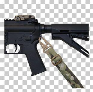 Gun Slings Trigger Firearm Silencer Airsoft PNG