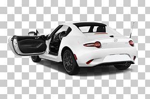 Car Mazda MX-5 Fiat 124 Spider Volkswagen PNG