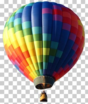 Hot Air Balloon Icon PNG