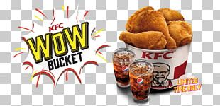KFC Fast Food Fried Chicken Junk Food PNG