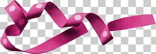 Ribbon Textile Material PNG