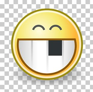 Smiley Deciduous Teeth Human Tooth Emoticon PNG