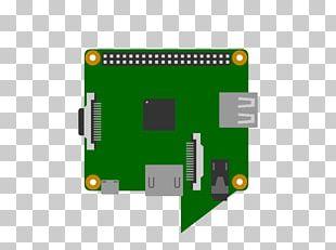 Raspberry Pi Computer PNG
