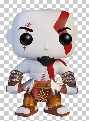 God Of War Funko Action & Toy Figures Kratos PNG
