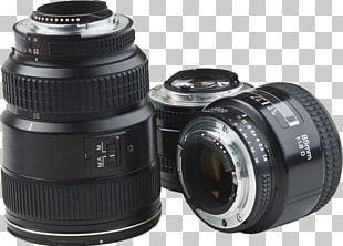 Camera Lens Single-lens Reflex Camera Digital SLR PNG