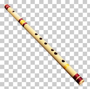 Flute Musical Instrument PNG