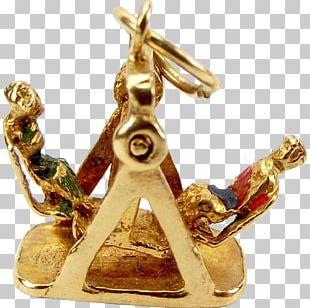 Gold Christmas Ornament Christmas Day PNG