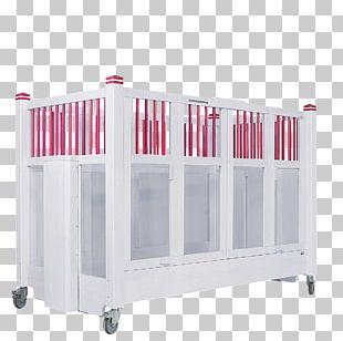 Cots Bed Frame Mattress Hospital Bed PNG