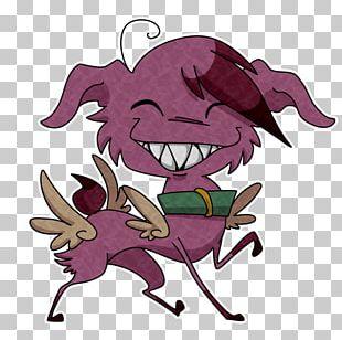 Illustration Animal Pink M Legendary Creature PNG