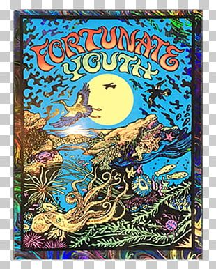 Poster Artist Illustration Graphics Fortunate Youth PNG