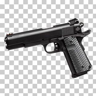 Rock Island Armory 1911 Series Armscor M1911 Pistol Firearm .22 TCM PNG