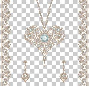 Locket Necklace Body Piercing Jewellery Pattern PNG