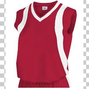 T-shirt Cheerleading Uniforms Active Tank M Sleeveless Shirt PNG