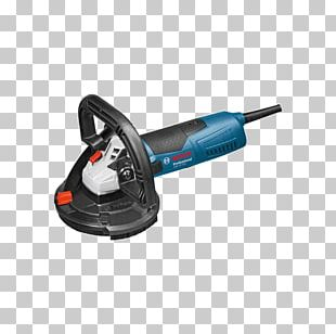 Concrete Grinder Angle Grinder Robert Bosch GmbH Power Tool PNG