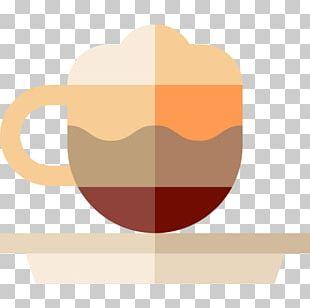 Cappuccino Cafe Coffee Espresso Caffè Mocha PNG