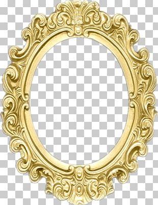 Frames Drawing Baroque Ornament Mirror PNG