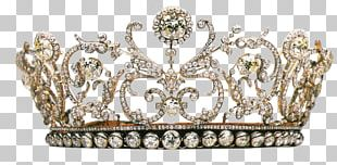 Tiara Crown Diamond Jewellery Gemstone PNG