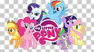 Pinkie Pie Twilight Sparkle Rainbow Dash Pony Applejack PNG