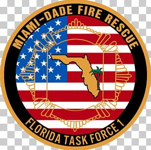 Urban Search And Rescue Florida Task Force 1 Miami-Dade Fire Rescue Department Miami-Dade County Organization Menu PNG