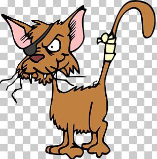 Cat Cartoon Dog PNG
