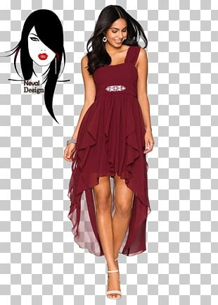 Dress Evening Gown Bonprix Clothing Ball Gown PNG