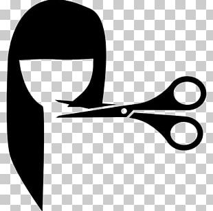 Beauty Parlour Hairstyle Scissors Barber Hairdresser PNG