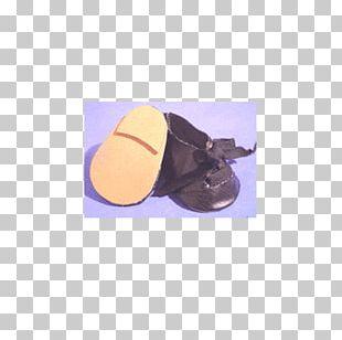 Felt Doll Clothing Shoe Lining PNG