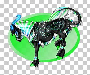 Horse Graphics Product Design Illustration Green PNG