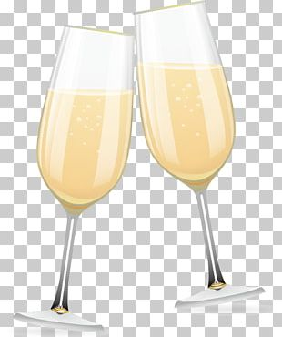 Champagne Glass Bellini Champagne Cocktail Wine Glass PNG