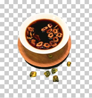Ginger Tea Tong Sui Brown Sugar Yaksik PNG