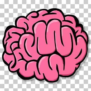 Brain Cartoon Drawing PNG