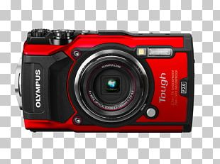 Olympus Tough TG-4 Point-and-shoot Camera Underwater Photography PNG