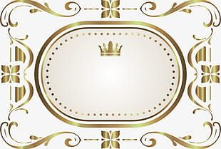Crown Frame PNG